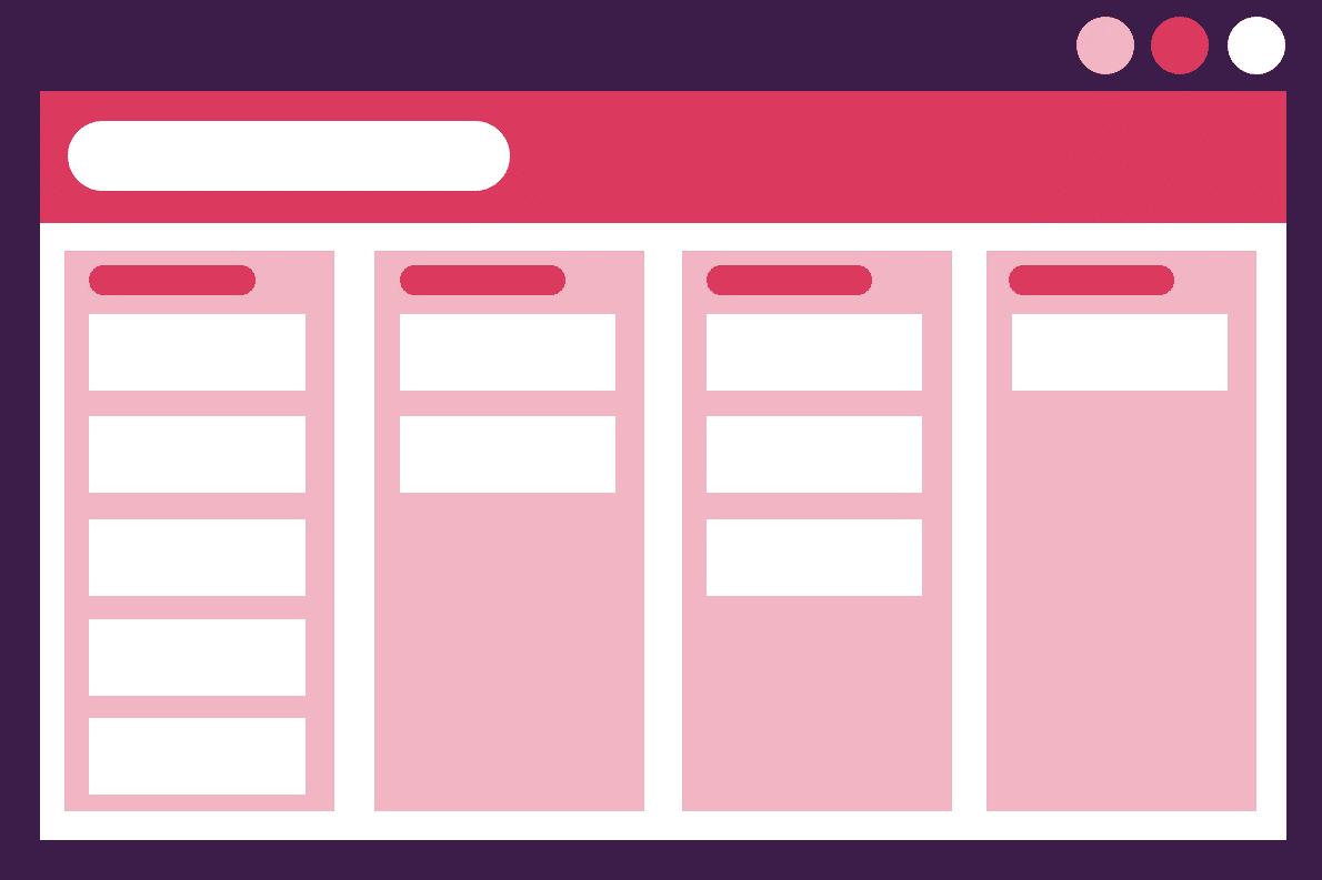 Icônes Application projet