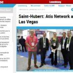 Article de presse La Meuse