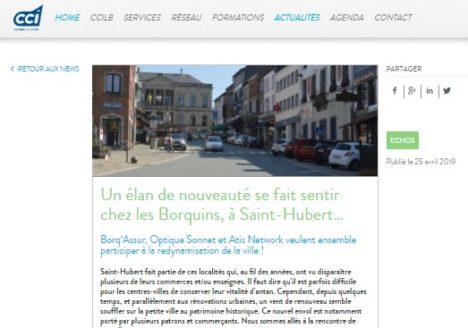 Article de presse CCi